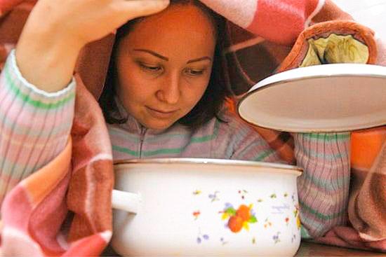 Ингаляция — лучшее средство против кашля и насморка