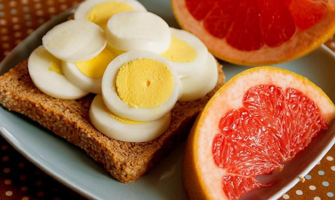 Диета яичная на 4 недели: правила, меню и рецепты