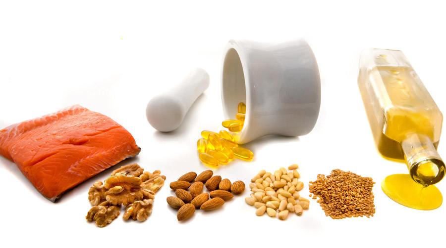 Как похудеть с помощью омега-3 жирных кислот?