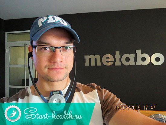 Моя поездка в Германию на завод Метабо. Часть 1