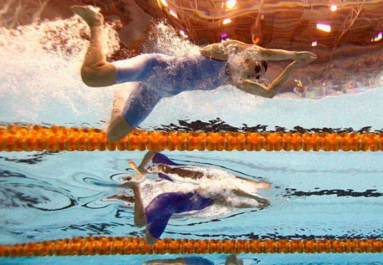 Учимся технике плавания брассом: фото и видео