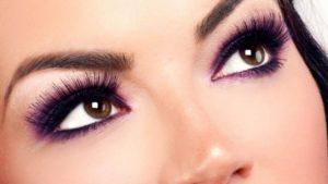 Брови и глаза: расставляем акценты (Видео)