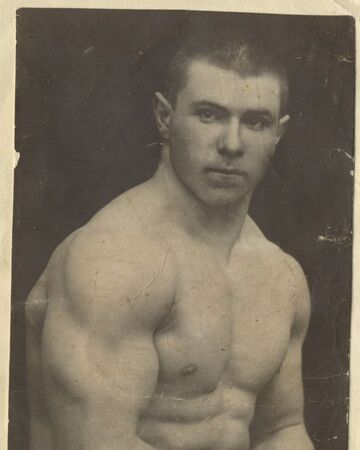 Георг Хаккеншмидт (Гаккеншмидт) - биография, фото