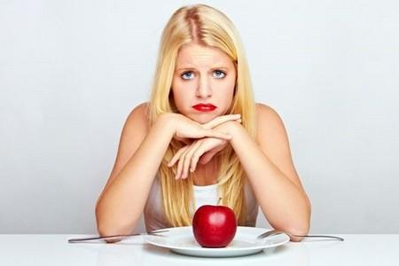 Распространенные причины набора веса на диете