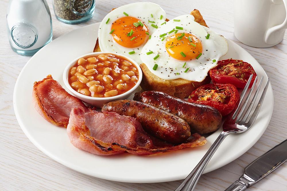 Неправильный завтрак и ожирение