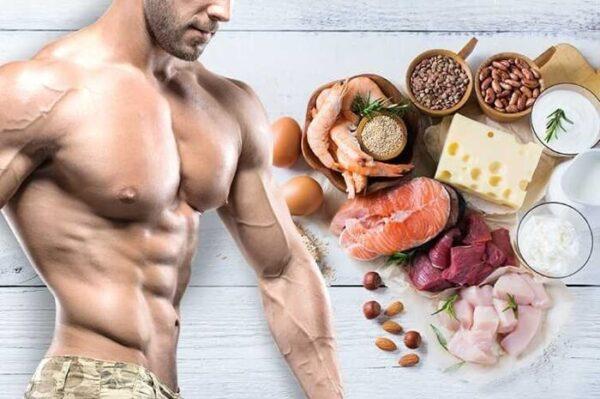 Программы питания для увеличения мышечной массы
