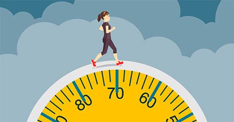 Зачем вести дневник веса?